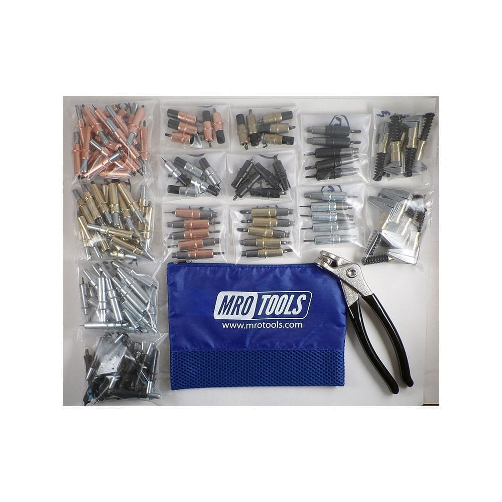 Mixed Cleco Fastener Kits