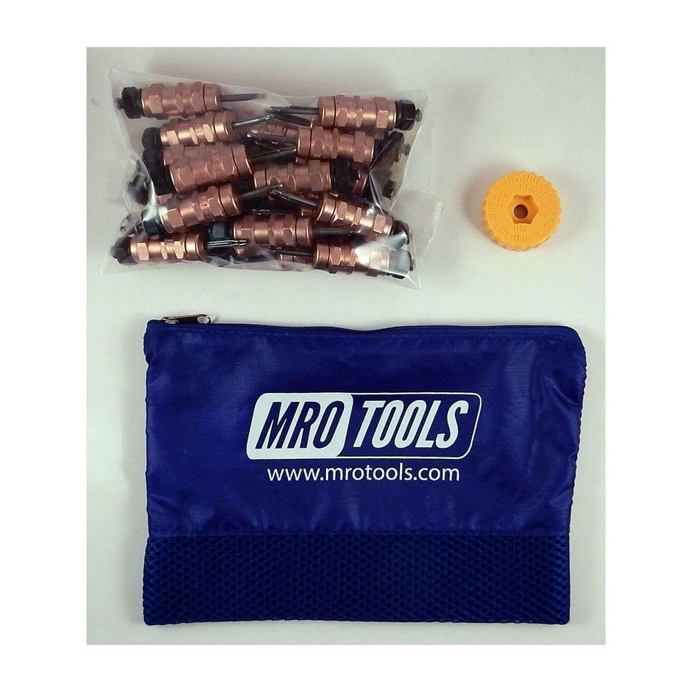 Standard (KHN) 0-1/2'' Grip Hex-Nut Cleco Fastener Kits
