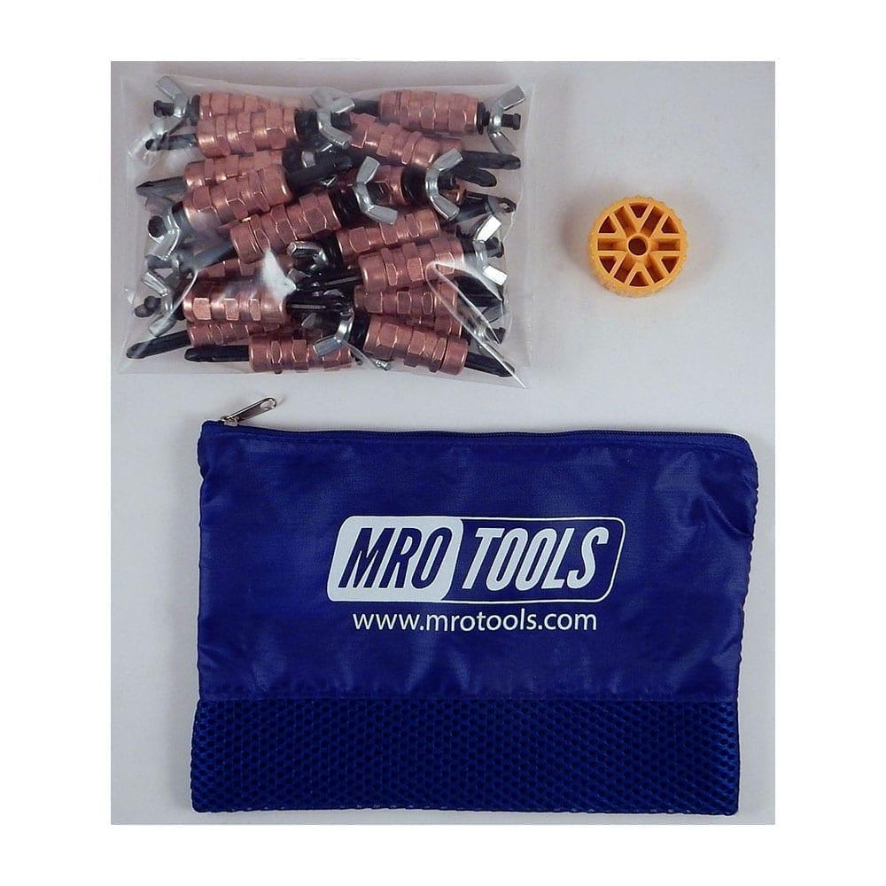 Standard (KWN) 0-1/2'' Grip Wing-Nut Cleco Fastener Kits