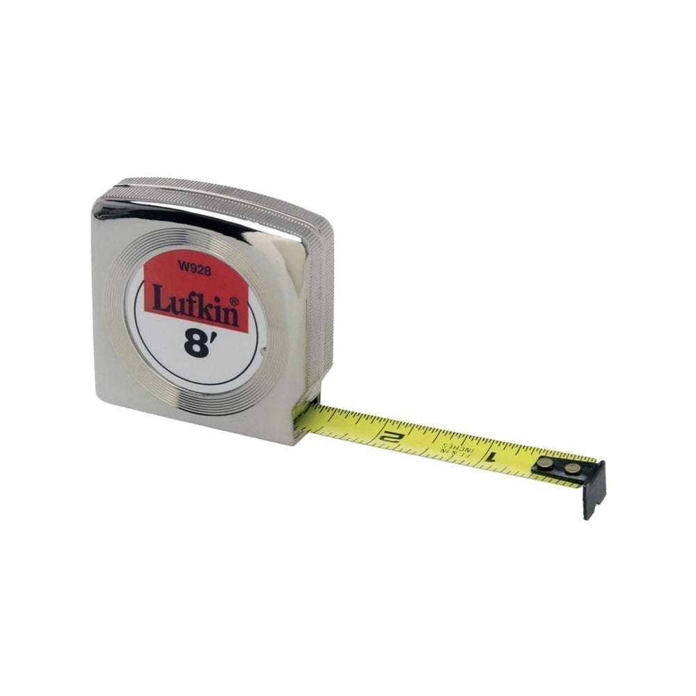 Lufkin Pocket Tape Measures
